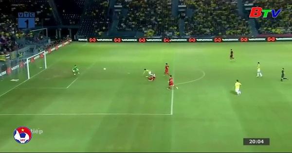 King's Cúp 2019 - Thắng Thái Lan, Đội tuyển Việt Nam giành vé vào chung kết