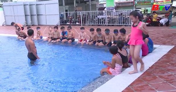 Thị xã Tân Uyên với công tác chống đuối nước trẻ em hè 2019