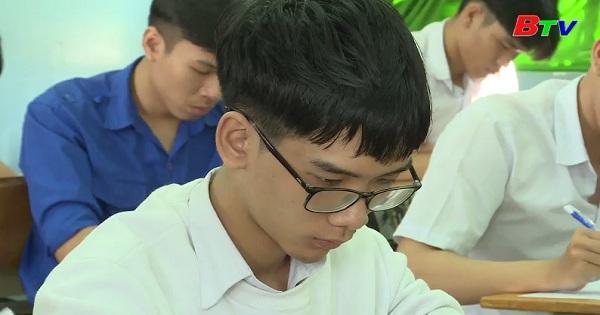 Trường THPT Phước Hòa tích cực ôn tập thi THPT Quốc gia 2019