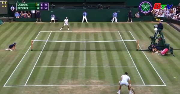 Novak Djokovic dễ dàng vào vòng 3 Wimbledon 2017