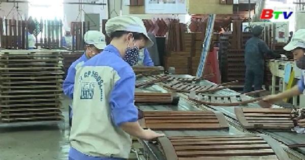 5 tỷ USD từ xuất khẩu gỗ trong 6 tháng đầu năm