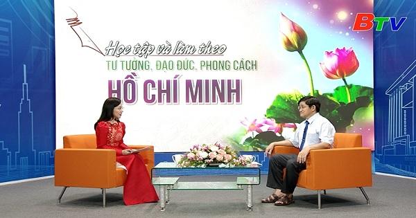 Thi đua yêu nước theo tư tưởng Hồ Chí Minh