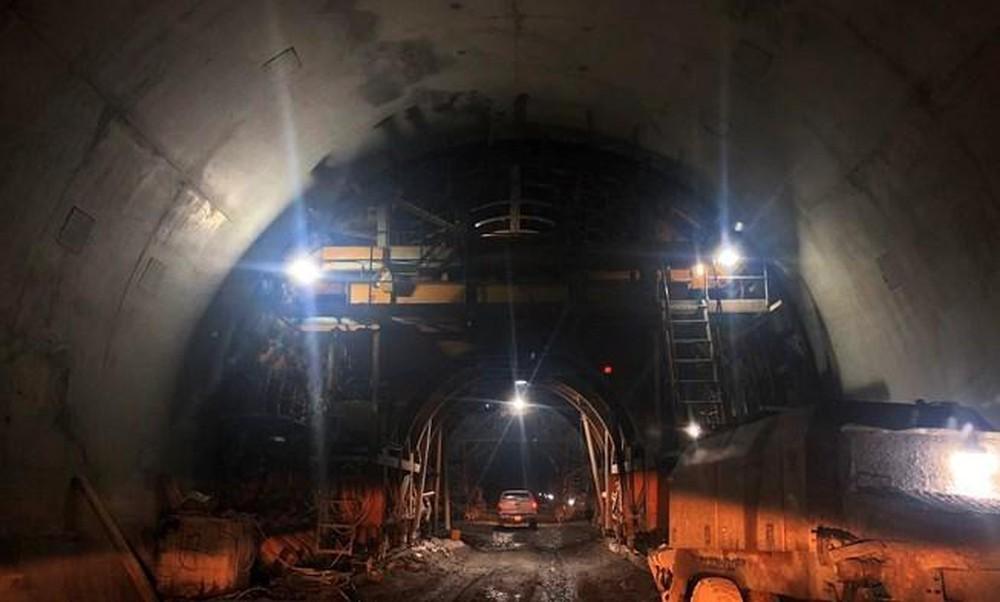 Đẩy nhanh tiến độ xây dựng hầm Hải Vân 2