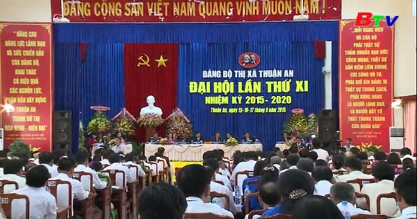 Thuận An - Dấu ấn một nhiệm kỳ
