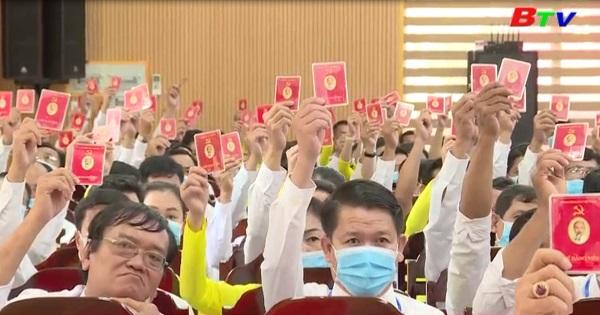 Bế mạc Đại hội Đảng bộ Huyện Phú Giáo