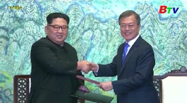 Hàn Quốc nỗ lực thiết lập hòa bình lâu dài trên Bán đảo Triều Tiên