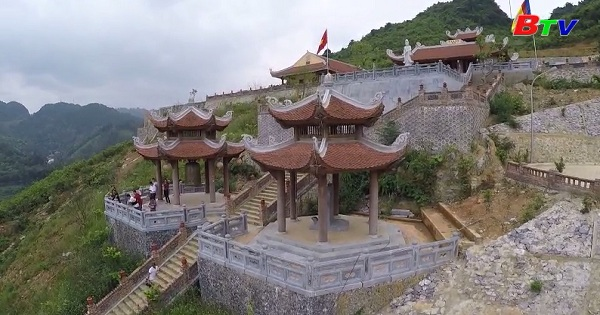 Chùa Phật Tích Trúc Lâm Bản Giốc