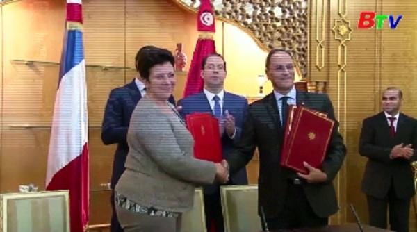 Pháp và Tunisia tăng cường hợp tác chống khủng bố