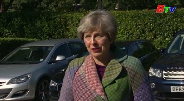 Thủ tướng Anh khẳng định sự ủng hộ của nội các
