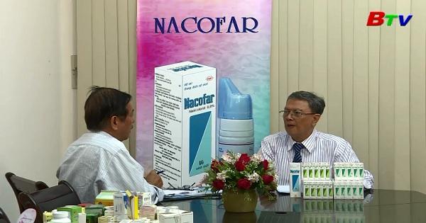 Sử dụng an toàn thuốc nhỏ và vệ sinh mũi