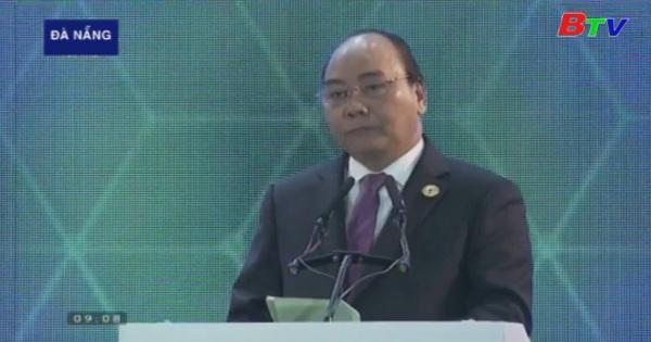 APEC 2017: Thủ tướng chính phủ Nguyễn Xuân Phúc khai mạc Hội nghị Thượng Đỉnh kinh doanh VBS