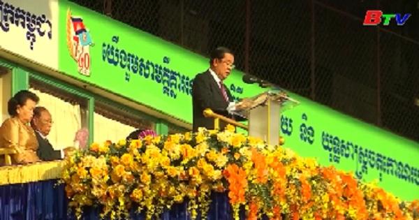 40 năm giải phóng Campuchia khỏi chế độ Khmer đỏ - Nghĩa cử mãi khắc ghi trong lịch sử dân tộc