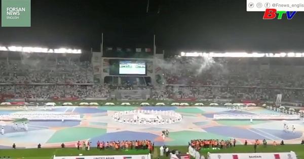 Vòng chung kết Asian Cup 2019