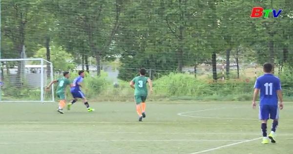 Bế mạc Giải vô địch bóng đá sinh viên tỉnh Bình Dương lần thứ VI