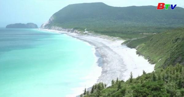 Thủy tinh Niijima - Tương lai sáng lạng cho hòn đảo nhỏ