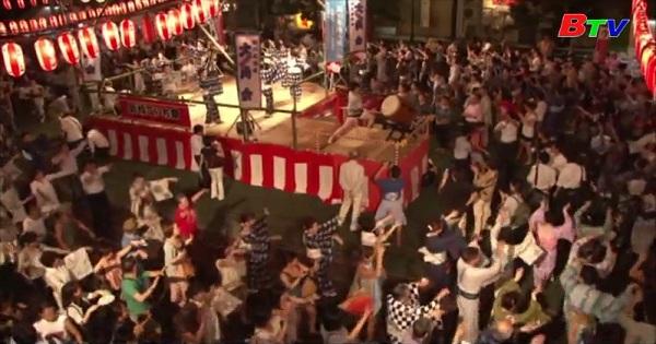 Điệu nhảy Bon Odori - nét đẹp văn hóa Nhật trong lễ hội Obon