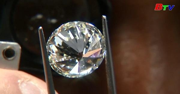 Sự lạc quan về ngành kim cương toàn cầu