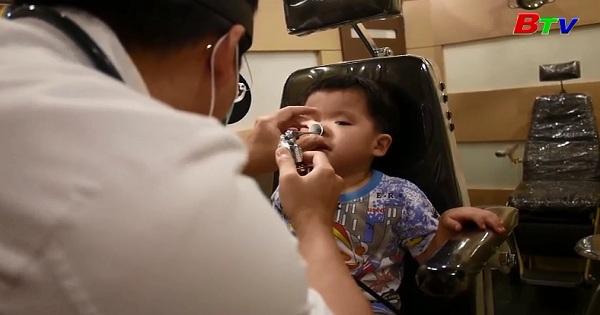 Các bệnh về đường hô hấp ở trẻ (Bác sĩ Gia đình 9/02/2018)