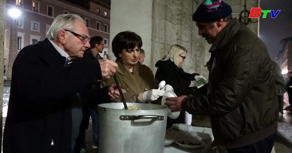 Gặp gỡ đầu bếp của người nghèo ở Italia