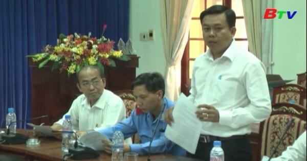 Tp.Thủ Dầu Một triển khai kế hoạch kiểm tra, xử lý vi phạm trật tự đô thị, trật tự xây dựng