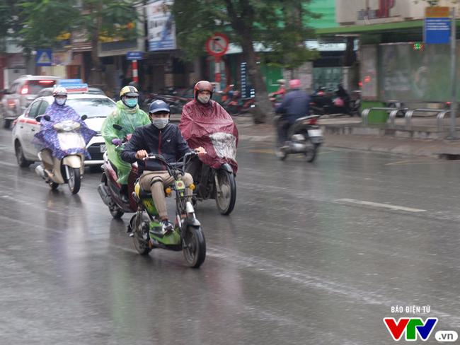 Bắc Bộ vẫn mưa rét, Tây Nguyên và Nam Bộ nắng đẹp