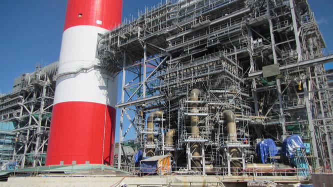 Xác định nguyên nhân gây cháy tại nhà máy nhiệt điện Vĩnh Tân 4