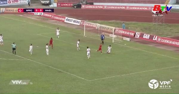 Kết quả Vòng 4 V-League 2019