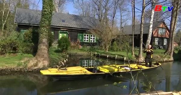 Chuyện về con thuyền bưu chính ở vùng Spreewald