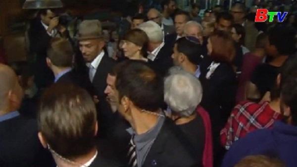 Tổng thống Đức thăm Israel
