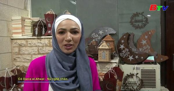 Kinh doanh đèn lồng tháng chay Ramadan