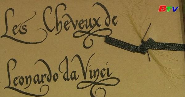 Bảo tàng Itali và kế hoạch xác định ADN lọn tóc của Leonardo da Vinci