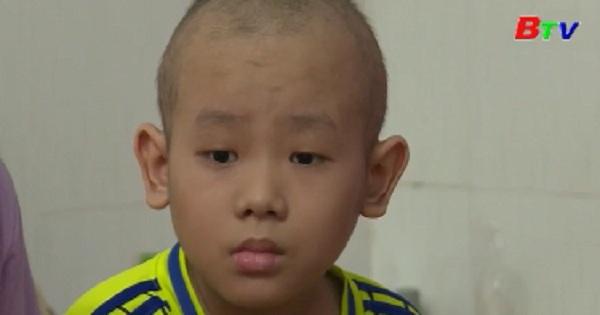 Hơn 32 triệu đồng hỗ trợ trẻ em bị ung thư xương