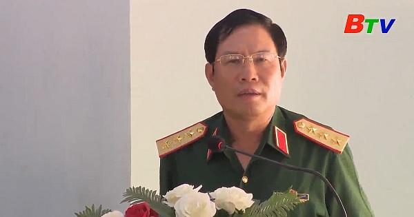 Hội nghị tiếp xúc cử tri phường Tân Định, thị xã Bến Cát