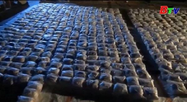 Thổ Nhĩ Kỳ thu giữ hơn 1 tấn heroin