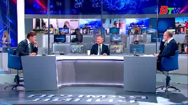 Nga nói về quan hệ hợp tác quốc tế và chiến dịch quân sự tại Syria
