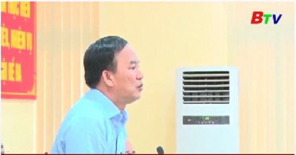 Phú Giáo tổ chức hội nghị kết nối cung cầu tiêu thụ sản phẩm nông nghiệp