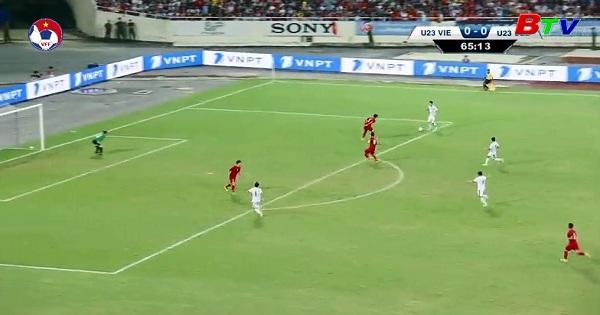 U23 Việt Nam vô địch Giải giao hữu quốc tế Cúp Vinaphone 2018