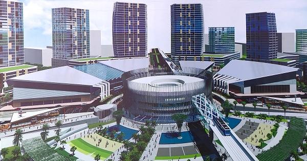 Thành phố mới Bình Dương phát huy vai trò hạt nhân