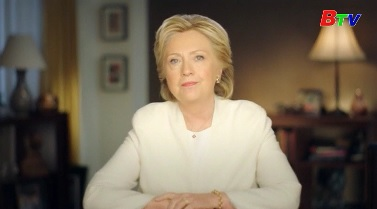 H.Clinton vận động tranh cử quy mô lớn tại bang Pennsylvania