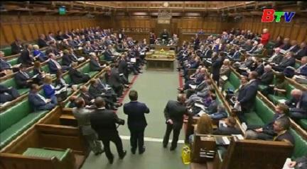 Chính phủ Anh bắt đầu soạn thảo luật rời khỏi EU