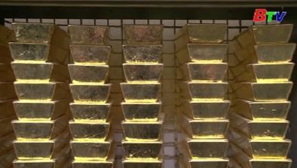 Thị trường vàng giảm nhiệt sau thông báo của FBI