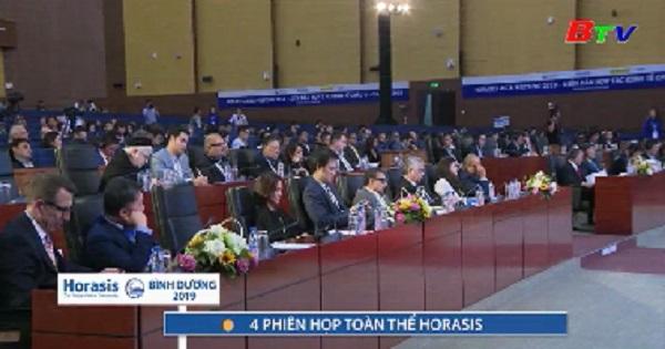 Bình Dương tiếp tục đăng cai tổ chức Horasis - 2019