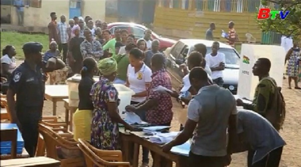 Tổng tuyển cử tại Ghana