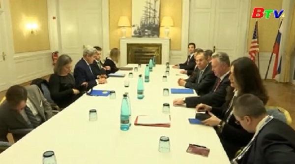 Mỹ, Anh, Pháp dẫn đầu trong kêu gọi ngừng bắn ở Aleppo