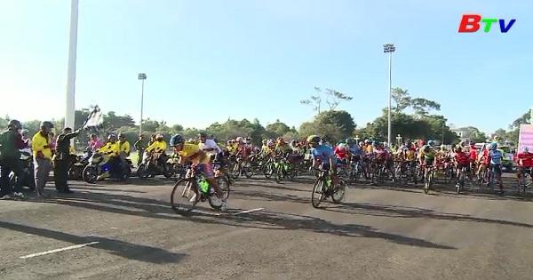 Chặng 5 Giải xe đạp THBD Cúp Ống nhựa Hoa Sen 2017