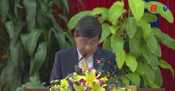Chủ tịch UBND tỉnh giải trình làm rõ ý kiến của đại biểu HĐND tỉnh