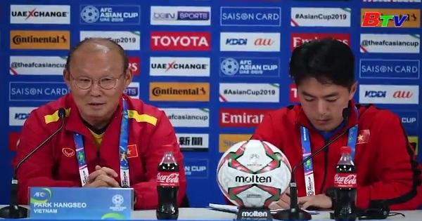Bảng D - Vòng chung kết Asian Cup 2019 - Việt Nam - Iraq