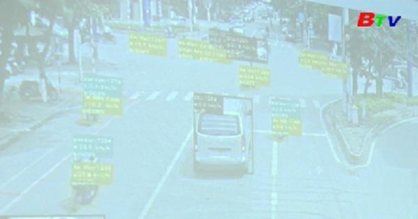 Bình Dương từng bước xây dựng hệ thống giao thông thông minh