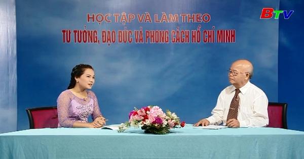 Quan điểm của Hồ Chí Minh về đời sống mới