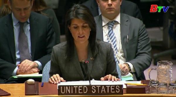 Hội đồng Bảo an LHQ thảo luận về cuộc khủng hoảng tại Maldives